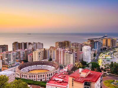 Book flights from Barcelona to Malaga with Ryanair