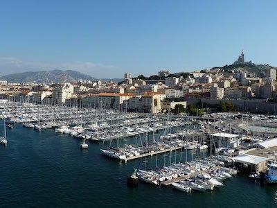 Voo barato Air Corsica de Ajaccio a Marselha