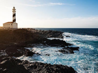 Vuelos de Iberia de Ibiza a Menorca