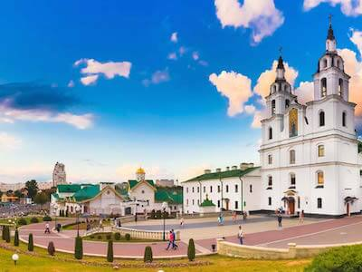 Cheap flights from Tbilisi to Minsk with Georgian Airways