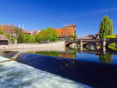 Günstige Flüge mit Sun Express von Arbil nach Nürnberg