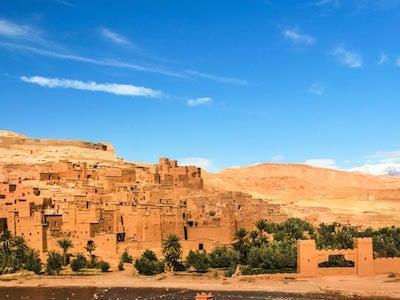 Vols Royal Air Maroc de Nantes à Ouarzazate