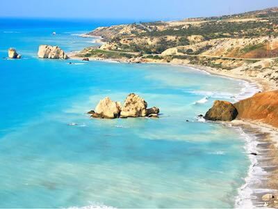 Cheap flights from St Petersburg to Paphos with Ural Airlines
