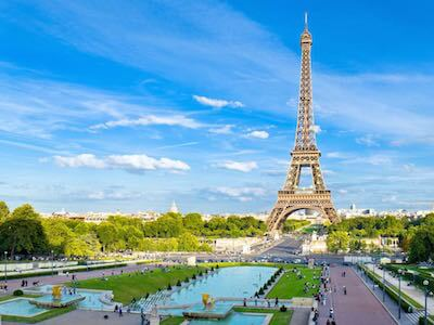 Flights from Boston to Paris with Icelandair