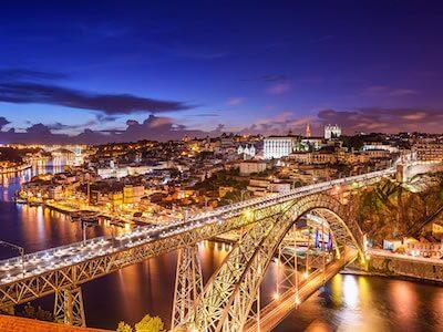 Flüge von Genf nach Porto mit Easyjet