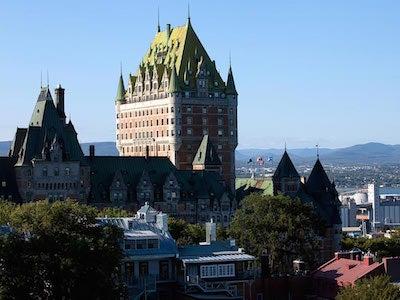 Vols Air Transat de Vancouver à Québec