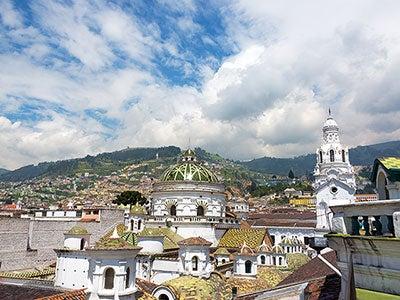 Vols Avianca de Barcelone à Quito