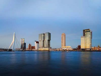 Vuelos Bilbao - Rotterdam de Transavia Airlines