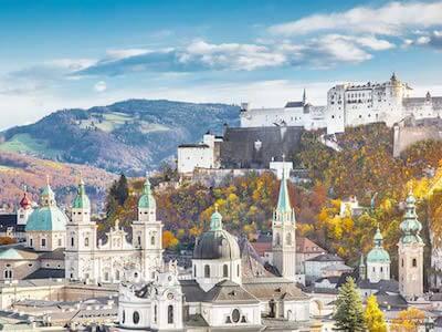 Book flights from Dubai to Salzburg with Flydubai