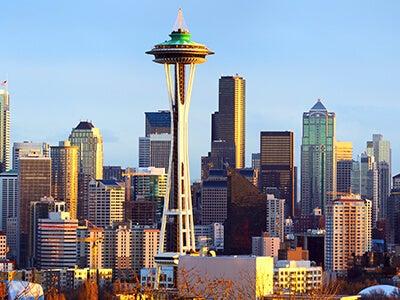 Amsterdam - Seattle