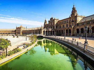 Vuelos Bilbao - Sevilla de Vueling