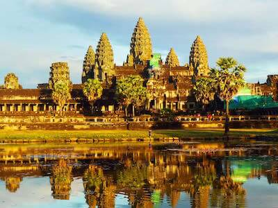 Discover flights from Manchester to Siem Reap with Cathay Pacific