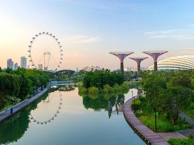 Buchen Sie günstige Flüge von Phuket nach Singapur mit JetStar Asia