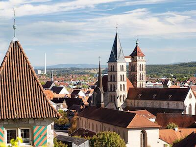 Cheap flights from Zagreb to Stuttgart with Eurowings