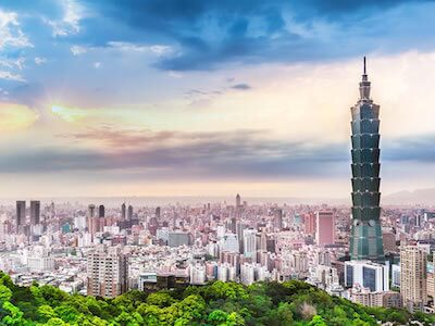 Cheap flight tickets from Singapore to Taipei with Scoot
