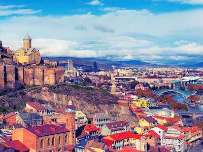 Discover flights from Sharjah to Tbilisi with Air Arabia