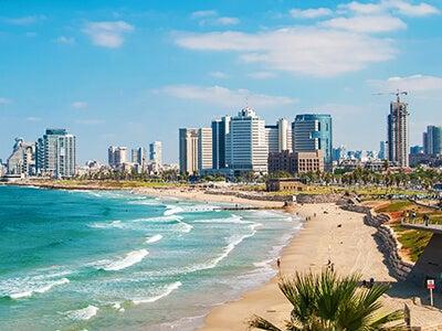 Vols El Al Israel Airlines entre Larnaca et Tel Aviv-Jaffa