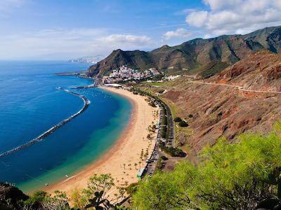 Vuelos Madrid - Tenerife de Air Europa