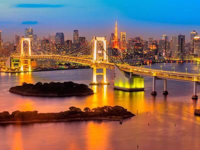 Flights from Los Angeles to Tokyo with Singapore Airlines