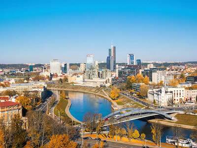 Cheap flight tickets from Sydney to Vilnius with Lufthansa